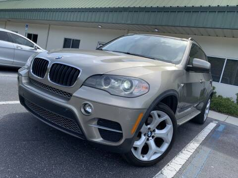 2012 BMW X5 for sale at Fisher Motor Group LLC in Bradenton FL