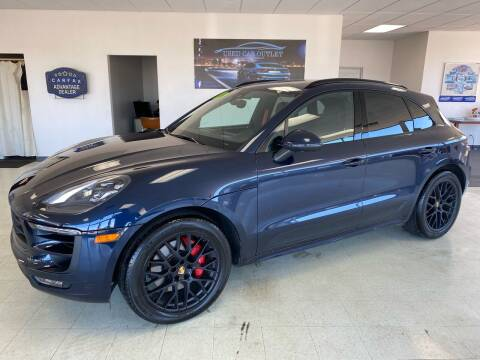 2018 Porsche Macan for sale at Used Car Outlet in Bloomington IL