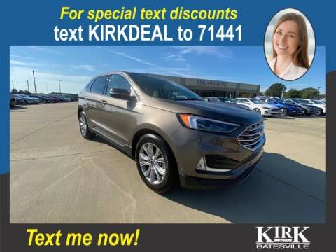 2019 Ford Edge for sale at Kirk Brothers Batesville in Batesville MS