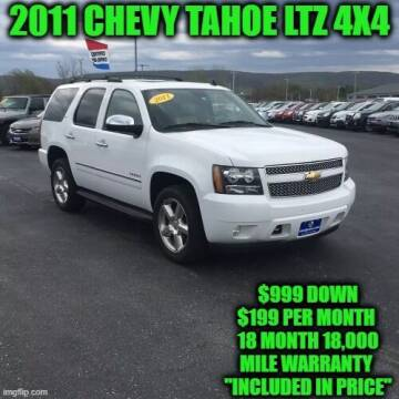 2011 Chevrolet Tahoe for sale at D&D Auto Sales, LLC in Rowley MA