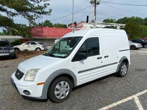 2013 Ford Transit Connect for sale at Car Online in Roswell GA