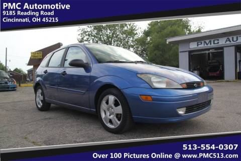 2003 Ford Focus for sale at PMC Automotive in Cincinnati OH