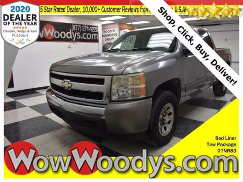 2007 Chevrolet Silverado 1500 for sale at WOODY'S AUTOMOTIVE GROUP in Chillicothe MO