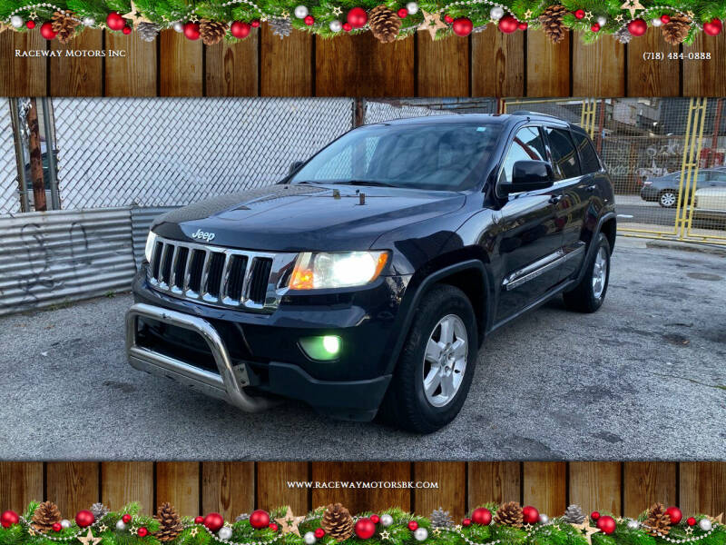 2011 Jeep Grand Cherokee for sale at Raceway Motors Inc in Brooklyn NY