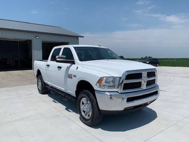 2016 RAM Ram Pickup 2500 for sale at Burtle Motors in Auburn IL