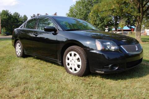 2011 Mitsubishi Galant for sale at New Hope Auto Sales in New Hope PA