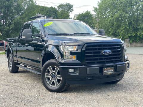 2016 Ford F-150 for sale at Best Cars Auto Sales in Everett MA