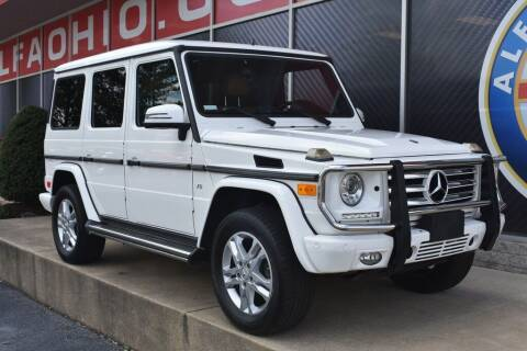 2014 Mercedes-Benz G-Class for sale at Alfa Romeo & Fiat of Strongsville in Strongsville OH