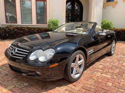 2005 Mercedes-Benz SL-Class for sale at Mirabella Motors in Tampa FL