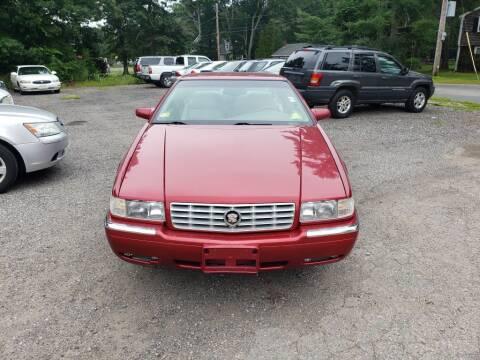 2001 Cadillac Eldorado for sale at 1st Priority Autos in Middleborough MA