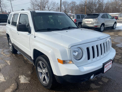 2017 Jeep Patriot for sale at Truck City Inc in Des Moines IA