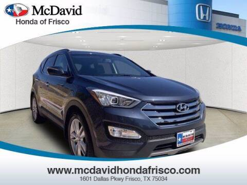 2014 Hyundai Santa Fe Sport for sale at DAVID McDAVID HONDA OF IRVING in Irving TX