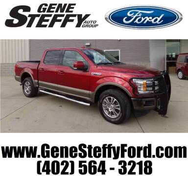 2018 Ford F-150 for sale at Gene Steffy Ford in Columbus NE