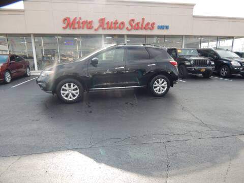 2013 Nissan Murano for sale at Mira Auto Sales in Dayton OH