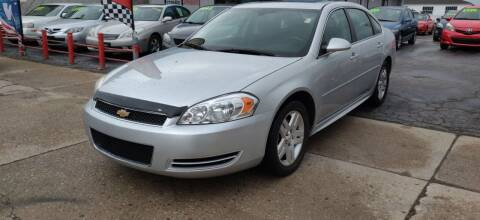 2013 Chevrolet Impala for sale at Nationwide Auto Group in Melrose Park IL