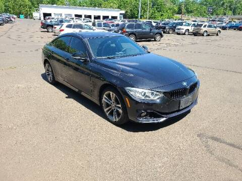2015 BMW 4 Series for sale at BETTER BUYS AUTO INC in East Windsor CT