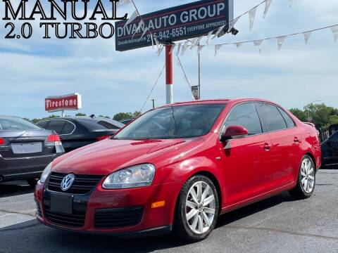2010 Volkswagen Jetta for sale at Divan Auto Group in Feasterville PA