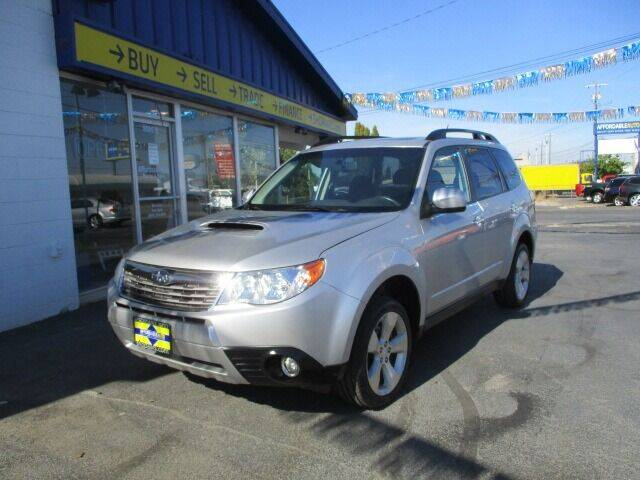 2010 Subaru Forester for sale at Affordable Auto Rental & Sales in Spokane Valley WA