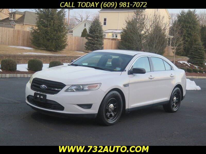 2013 Ford Taurus for sale at Absolute Auto Solutions in Hamilton NJ