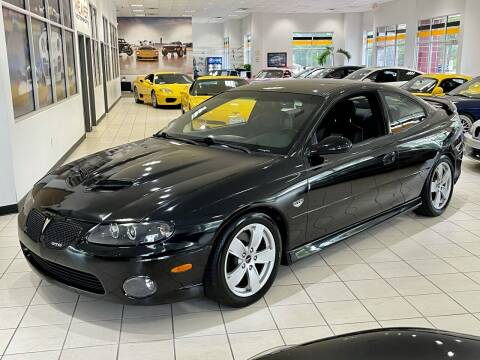 2006 Pontiac GTO for sale at Weaver Motorsports Inc in Cary NC