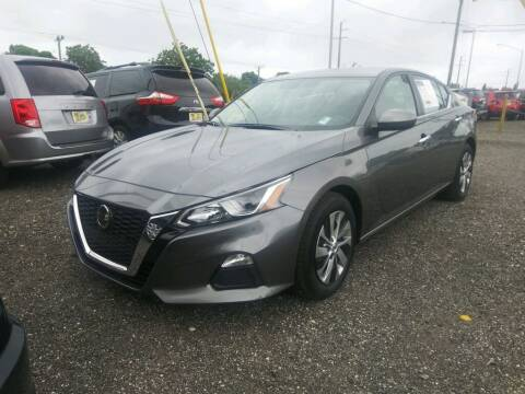 2020 Nissan Altima for sale at Car Spot Of Central Florida in Melbourne FL