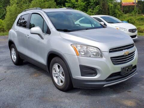 2015 Chevrolet Trax for sale at Southeast Autoplex in Pearl MS