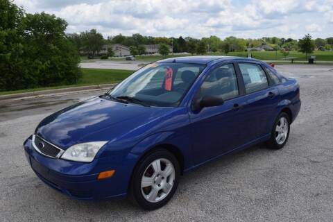 2005 Ford Focus for sale at NEW 2 YOU AUTO SALES LLC in Waukesha WI