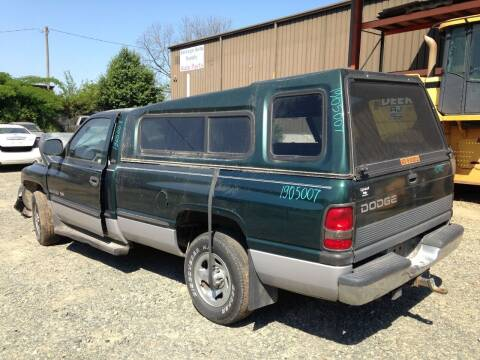 1998 Dodge Ram Pickup 1500 for sale at ASAP Car Parts in Charlotte NC
