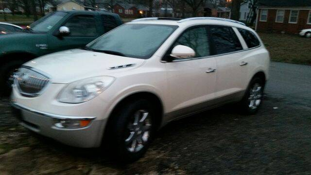 2008 Buick Enclave for sale at AFFORDABLE DISCOUNT AUTO in Humboldt TN