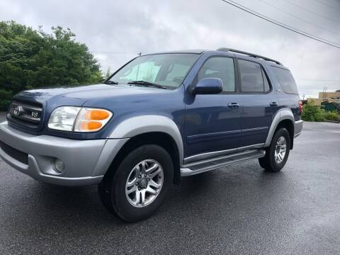 2003 Toyota Sequoia for sale at PREMIER AUTO SALES in Martinsburg WV
