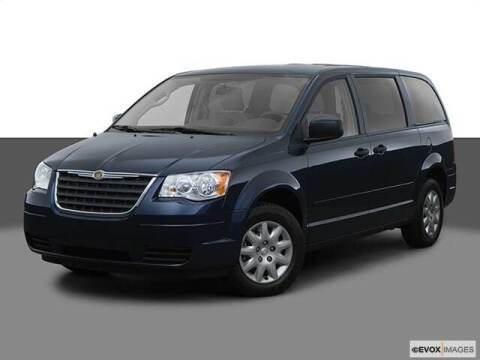 2008 Chrysler Town and Country for sale at West Motor Company in Preston ID