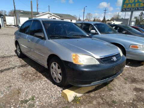 2002 Honda Civic for sale at DK Super Cars in Cheyenne WY