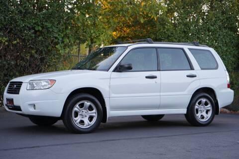 2006 Subaru Forester for sale at Beaverton Auto Wholesale LLC in Hillsboro OR