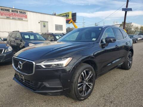 2018 Volvo XC60 for sale at MENNE AUTO SALES in Hasbrouck Heights NJ
