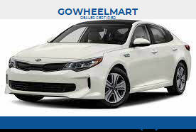 2017 Kia Optima for sale at GOWHEELMART in Leesville LA