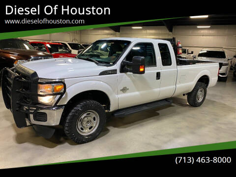 2014 Ford F-350 Super Duty for sale at Diesel Of Houston in Houston TX