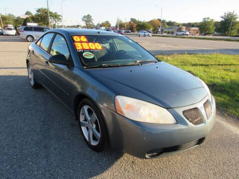 2006 Pontiac G6 for sale at Auto Bella Inc. in Clayton NC