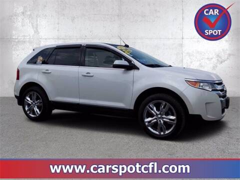 2012 Ford Edge for sale at Car Spot Of Central Florida in Melbourne FL