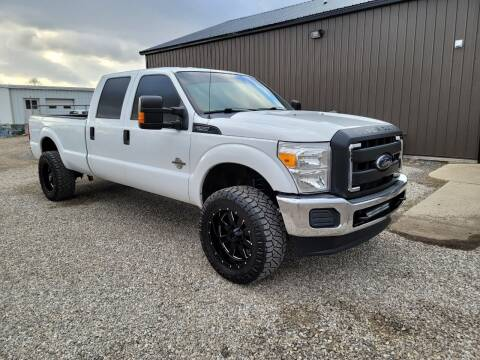 2012 Ford F-250 Super Duty for sale at J & S Auto Sales in Blissfield MI