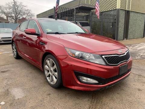 2013 Kia Optima for sale at Gus's Used Auto Sales in Detroit MI