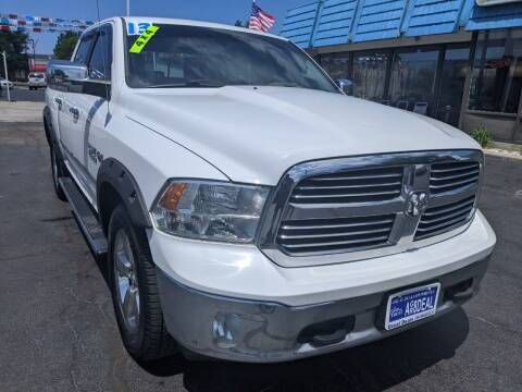 2013 RAM Ram Pickup 1500 for sale at GREAT DEALS ON WHEELS in Michigan City IN