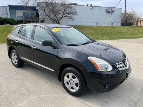 2012 Nissan Rogue for sale at Best Buy Auto Mart in Lexington KY