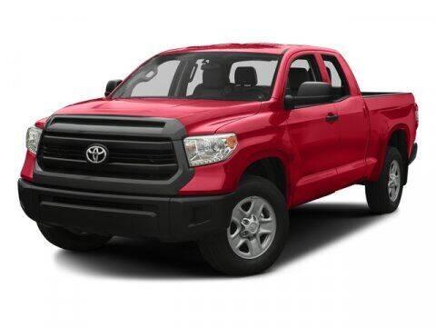 2016 Toyota Tundra for sale at SCOTT EVANS CHRYSLER DODGE in Carrollton GA