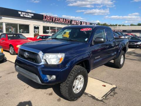 2014 Toyota Tacoma for sale at DriveSmart Auto Sales in West Chester OH