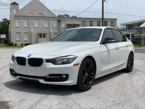 2012 BMW 3 Series for sale at LUXURY AUTO MALL in Tampa FL