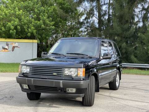 2002 Land Rover Range Rover for sale at Exclusive Impex Inc in Davie FL