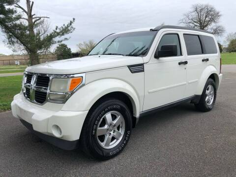 2009 Dodge Nitro for sale at COUNTRYSIDE AUTO SALES 2 in Russellville KY