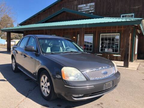 2007 Ford Five Hundred for sale at Coeur Auto Sales in Hayden ID