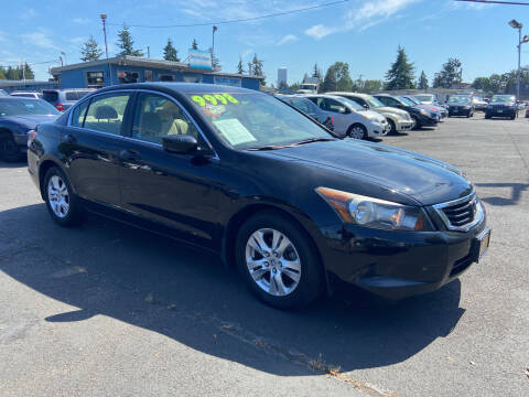 2010 Honda Accord for sale at Pacific Point Auto Sales in Lakewood WA