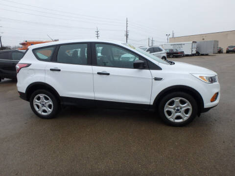 2017 Ford Escape for sale at BLACKWELL MOTORS INC in Farmington MO